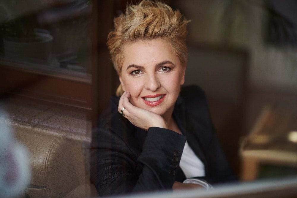 Marcela Hrubošová z projektu Finance pro radost.