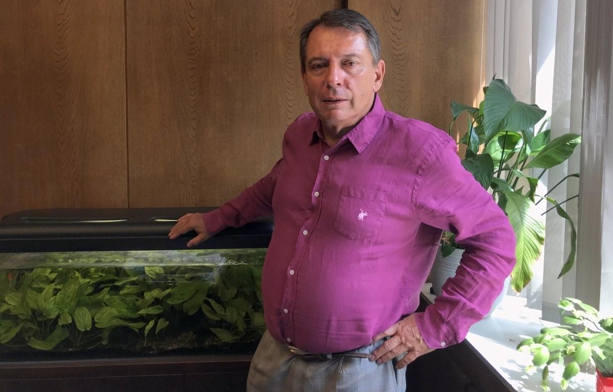 Jiří Paroubek výrazně zhubl a každý den cvičí.