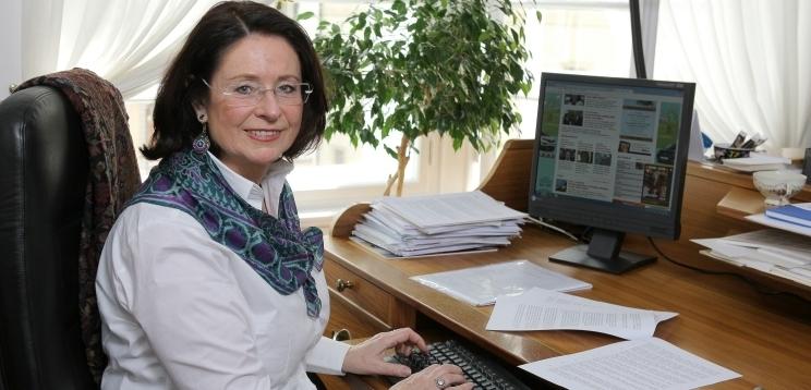 Senátorka Miroslava Němcová: Reformu potřebujeme.